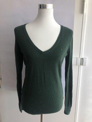 Pullover mit V-Ausschnitt von Hilfiger
