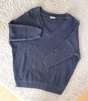 Pullover mit V-Ausschnitt von Noisy May