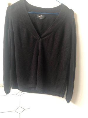 Pullover mit V Ausschnitt von Only