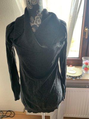 Flame Maglione lavorato a maglia grigio