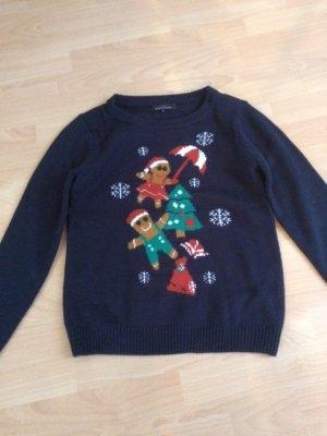 Pullover mit Weihnachtsmotiv