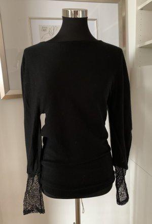 Sisley Lange jumper zwart