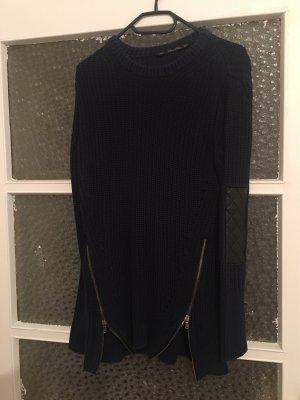 Pullover mit Zip