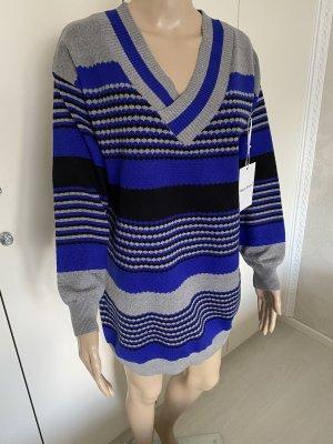 Beauty Women Sweter z dekoltem w kształcie litery V Wielokolorowy