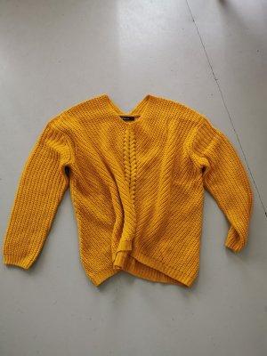 Pullover, neu, Sonnengelb, zu verkaufen