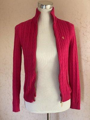 Lauren by Ralph Lauren Jersey trenzado rosa