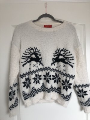 Pullover Norweger Muster weich