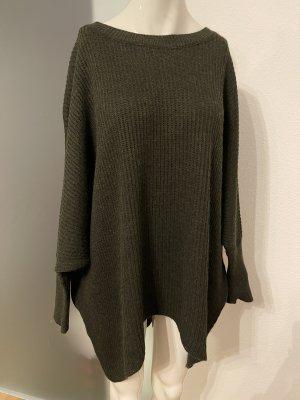 Pullover Oversize Gr 44 46 XXL von Luisa Ricci