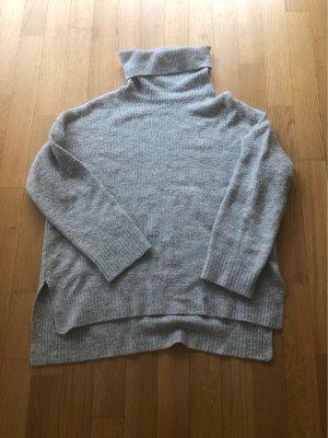 Pullover Oversize mit Rollkragen