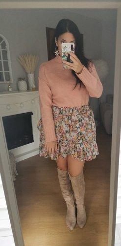 Pullover peach blogger hipster boho