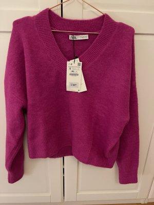 Pullover pink neu Zara