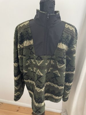 Pullover Plüsch Norweger neu