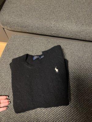 Polo Ralph Lauren Maglione lavorato a maglia nero