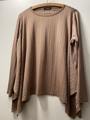 Reserved Poncho sand brown