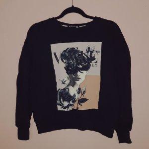 Pullover Print Vogue