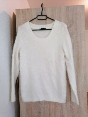Esmara Fleece Jumper white