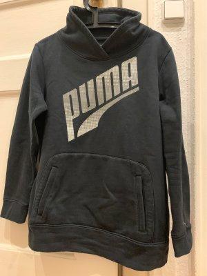Pullover Puma Dunkelblau mit Aufdruck