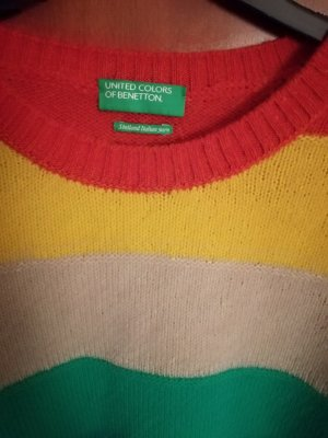 Pullover pure Wolle