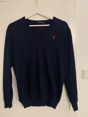Pullover, Ralph Lauren, Gr.S, dunkelblau