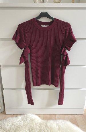 Pullover Rippenstrick