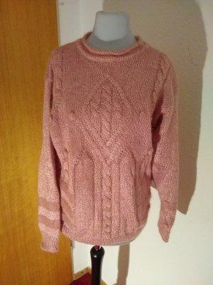 Pullover - rosa - Gr. 42