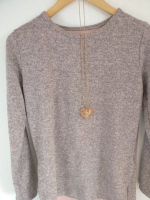 Pullover rose Größe M