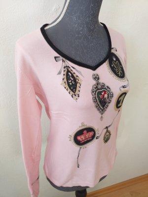 Pullover Rosé von eiszeit katja foos