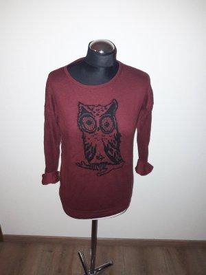 Pullover S.Oliver Gr. 36 Eule