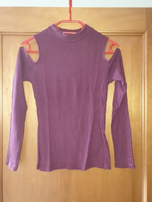 Pullover schulterfrei