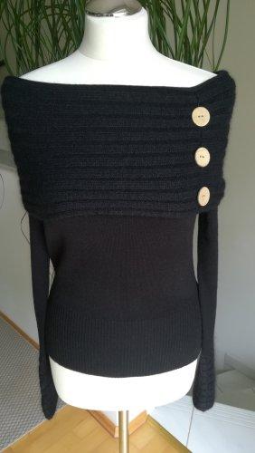 Pullover Schulterfrei Gr. M