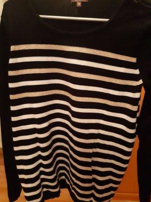 MONTEGO Sweatshirt mit Disney© Print in Grau Schwarz