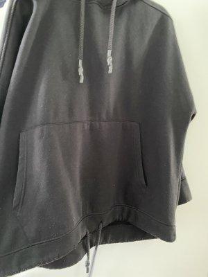 Zara Sweter oversize czarny