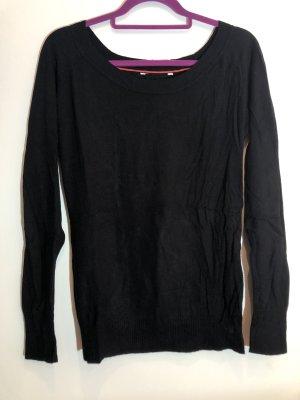 Pullover schwarz, Gr. L