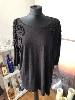 Pullover Schwarz Größe S