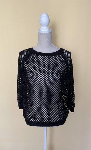 Pullover schwarz Größe S NEU