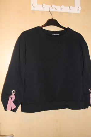 Pullover schwarz S