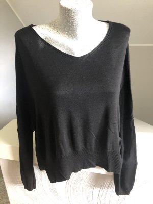Pullover, schwarz, wie neu