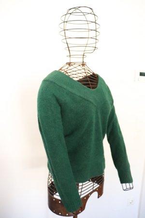 Pullover smaragdgrün