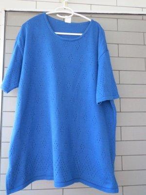 Pullover, Sommerpulli, Gr.50/XL, Kurzarm