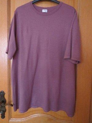 Atelier Goldner Schnitt Pull à manches courtes violet-gris lilas