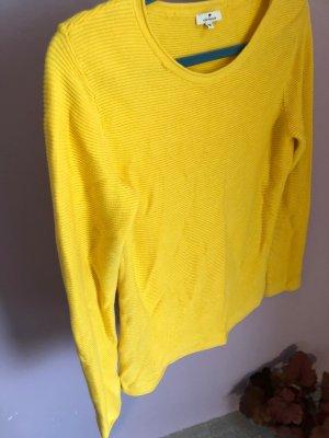 Pullover sonnengelb, ToM Tailor, Grösse M, 100% Baumwolle, keine Versandkosten