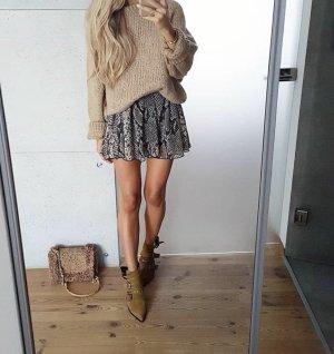 Pullover Strick beige Zara Knit S/36 wie NEU