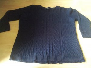 Pullover Strick dunkelblau TCM Gr. XL 48/50