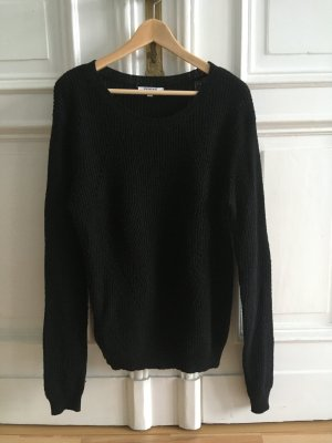 Sweewe Crewneck Sweater black polyamide