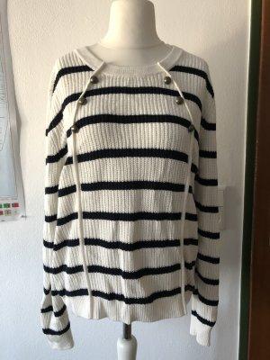 Pullover Strickpulli warm gestreift Abecrombie Gr. XL