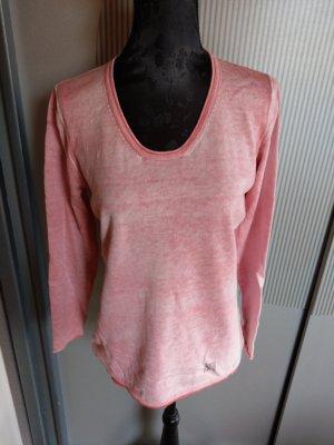 Pullover Strickpullover rosa Cosima