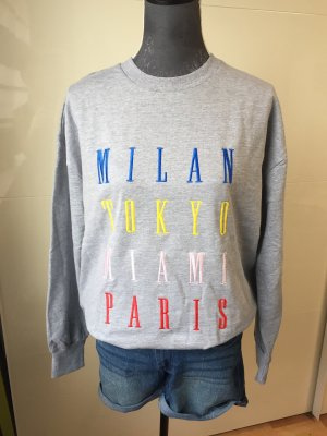 Pullover Sweater grau