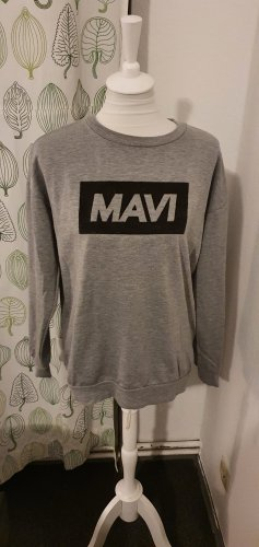 Pullover Sweater Mavi