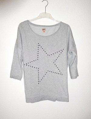 Pullover Sweater / Only / L 42 / oversize Blogger vintage Nieten