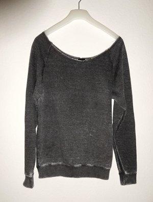 Pullover Sweater / Urban classics / L 42 44 / Oversize schulterfrei vintage